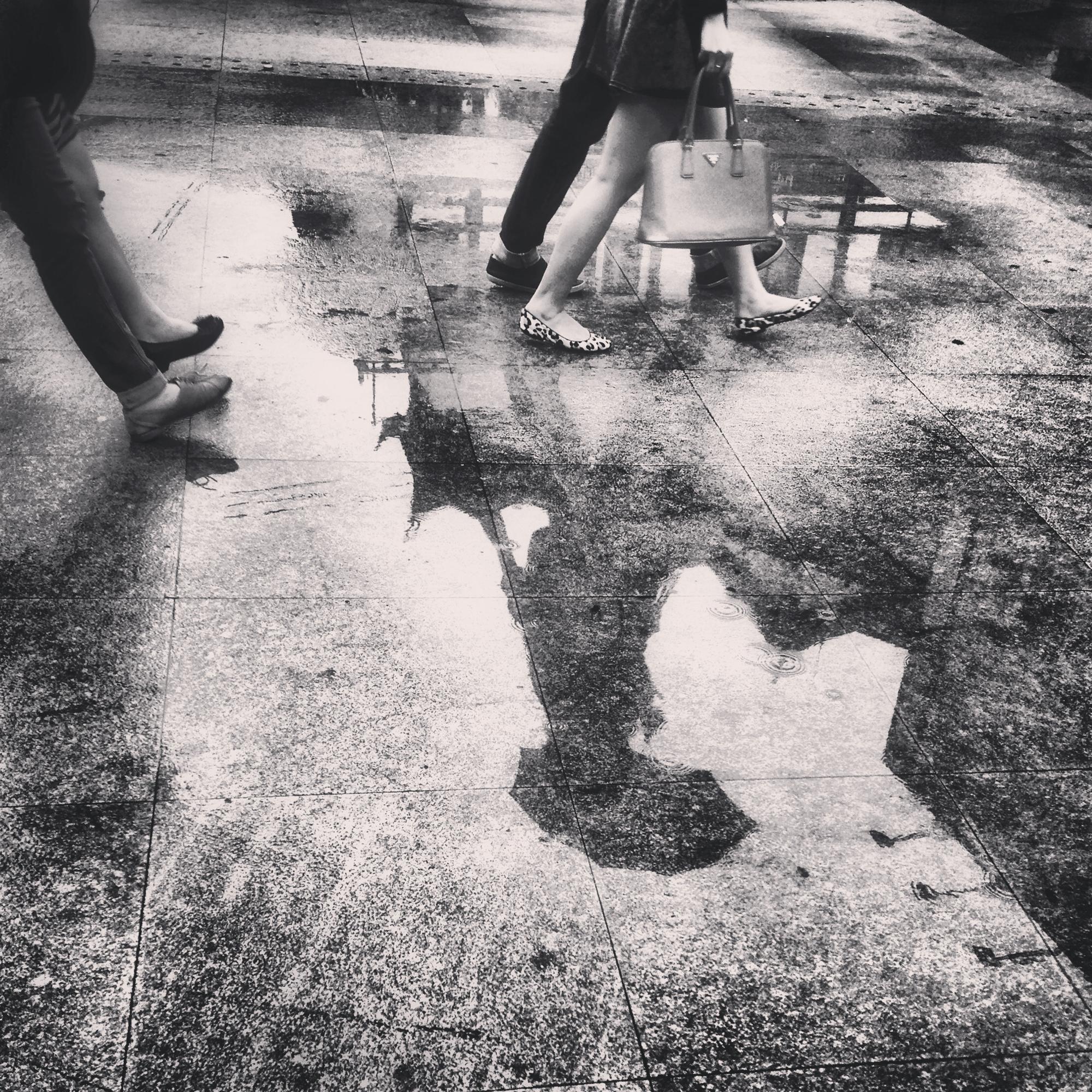 rainy contemplations