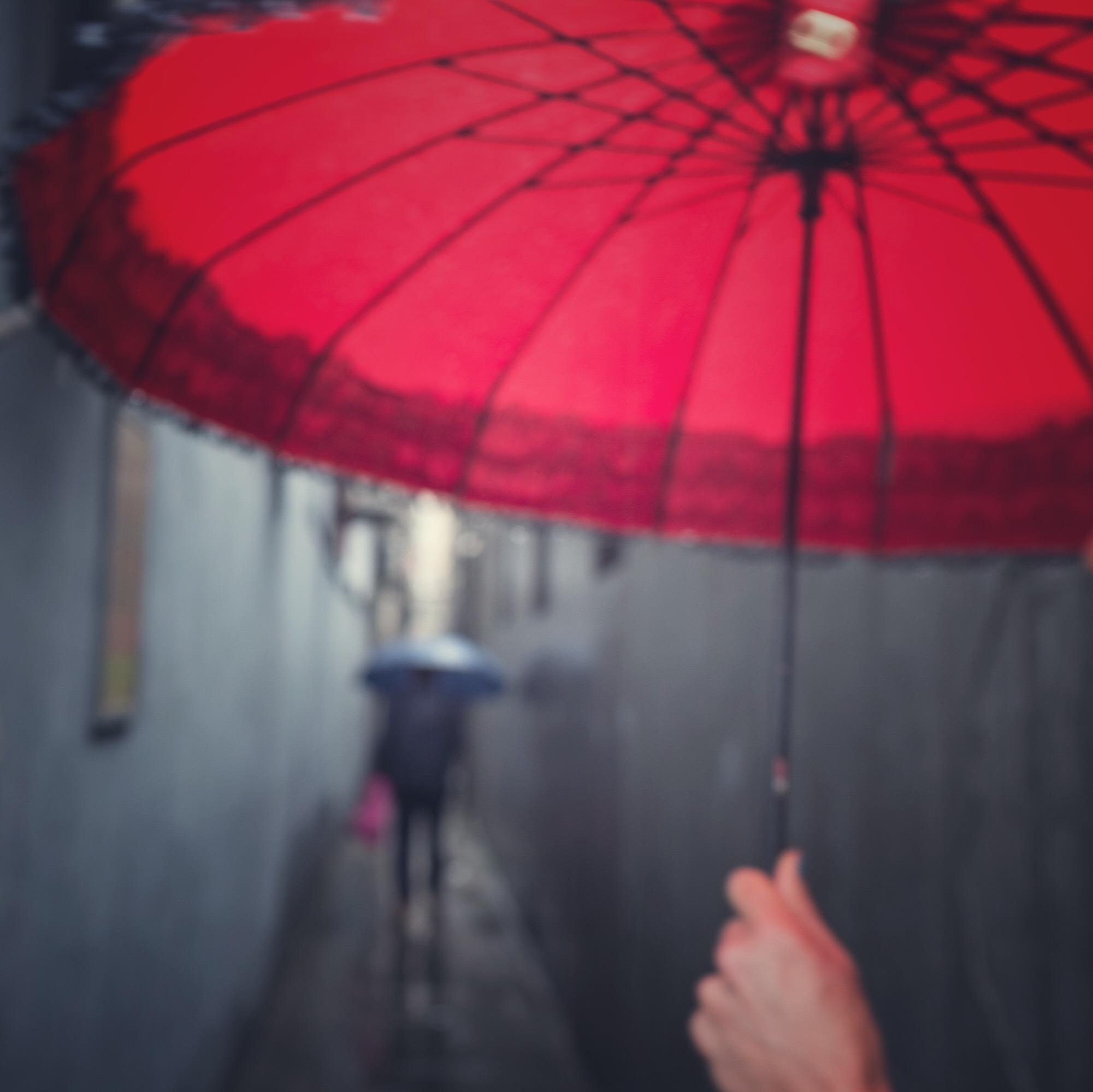 Romancing the Rain~ Shanghai