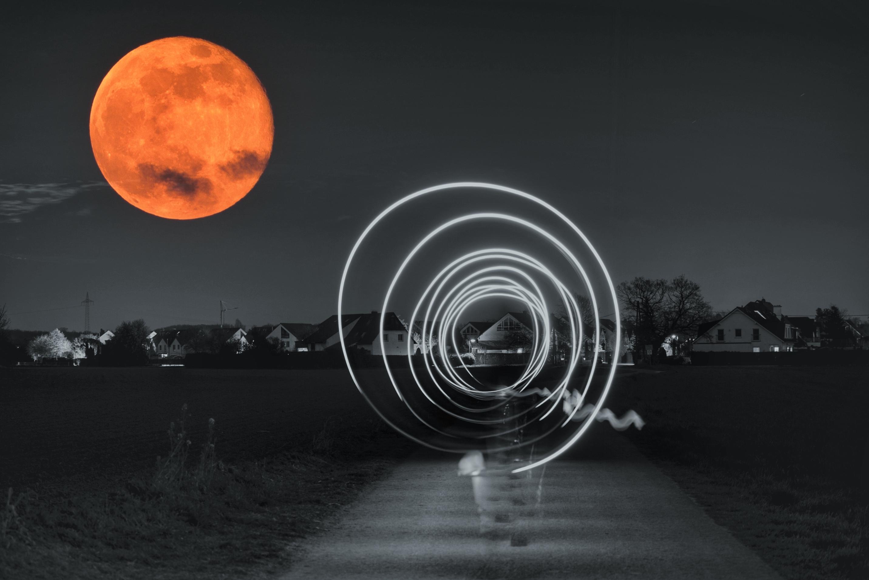 Moon over Quarantine~
